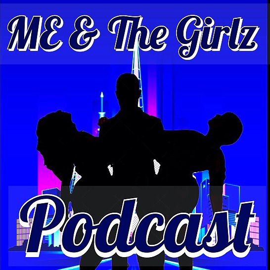 Me and the girls podcast page