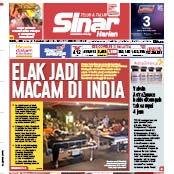 @sinar.harian Elak jadi macam di India Link Thumbnail | Linktree