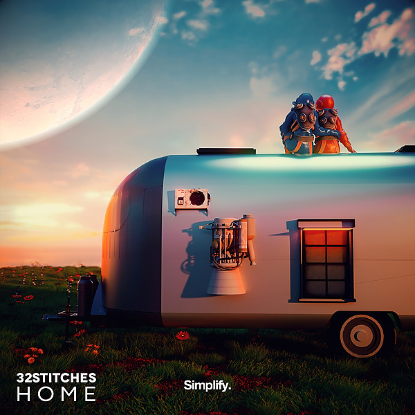 32Stitches - Home