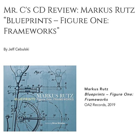 Rutz Music Works record review from Jeff Cebulski Link Thumbnail | Linktree