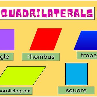 Miss Hecht Teaches 3rd Grade Quadrilaterals Link Thumbnail | Linktree