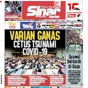 @sinar.harian Varian ganas cetus tsunami Covid-19 Link Thumbnail | Linktree