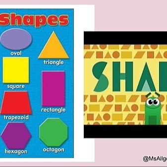 @RebeccaAllgeier 2-d shapes - Self correcting Link Thumbnail | Linktree