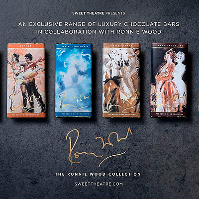 @ronniewood Ronnie Wood Art - Sweet Theatre Chocolate  Link Thumbnail | Linktree