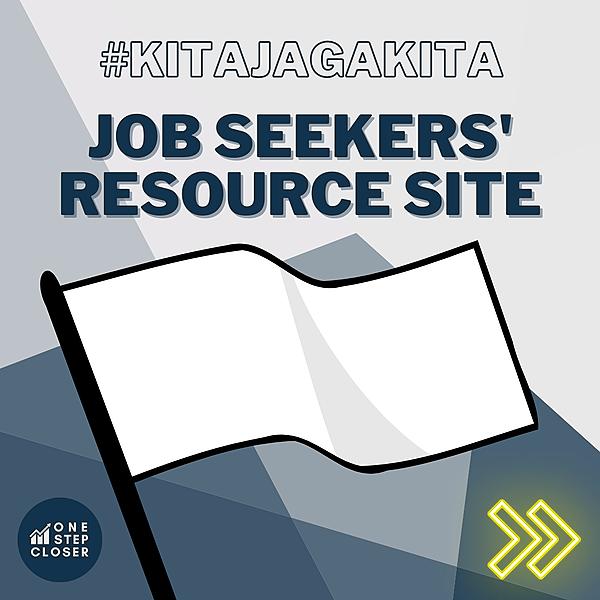 One Step Closer Job Seekers' Resource Site Link Thumbnail | Linktree