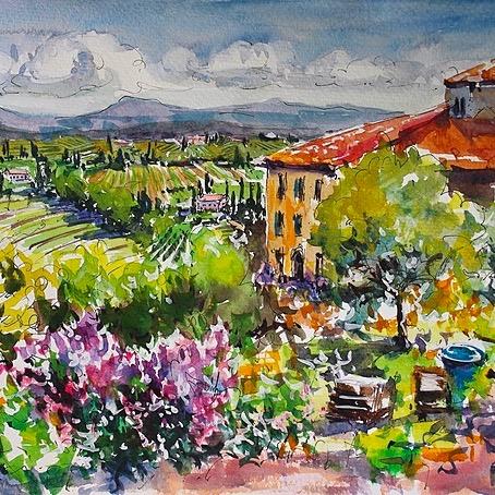 Kristen Olson Stone Fine Art Join my Newsletter for the latest travel, art and classes:) Link Thumbnail | Linktree