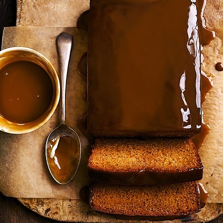 @donna.hay Melt and mix caramel cake Link Thumbnail   Linktree