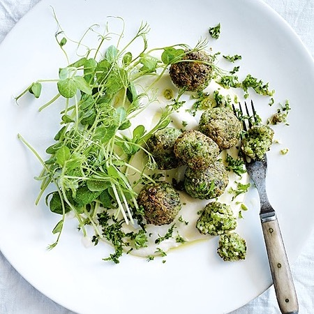 @donna.hay Quinoa and pea fritters Link Thumbnail   Linktree