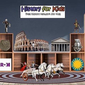 @RebeccaAllgeier Rome and the Gladiators Link Thumbnail | Linktree