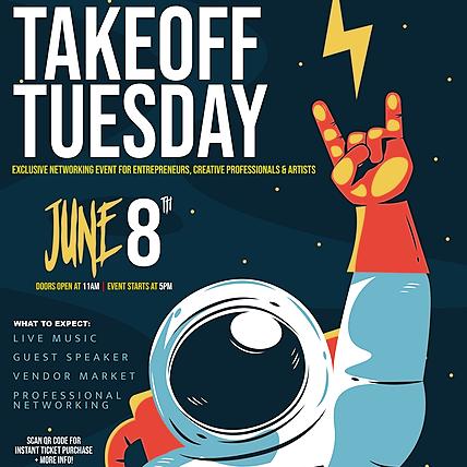 Take Off Tuesdays