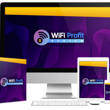 Cedar Marketing Network Wifi Profit System - App with DFY Profit system and builds Email lists for marketing Link Thumbnail | Linktree