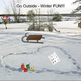 @RebeccaAllgeier Outside in Winter Link Thumbnail | Linktree
