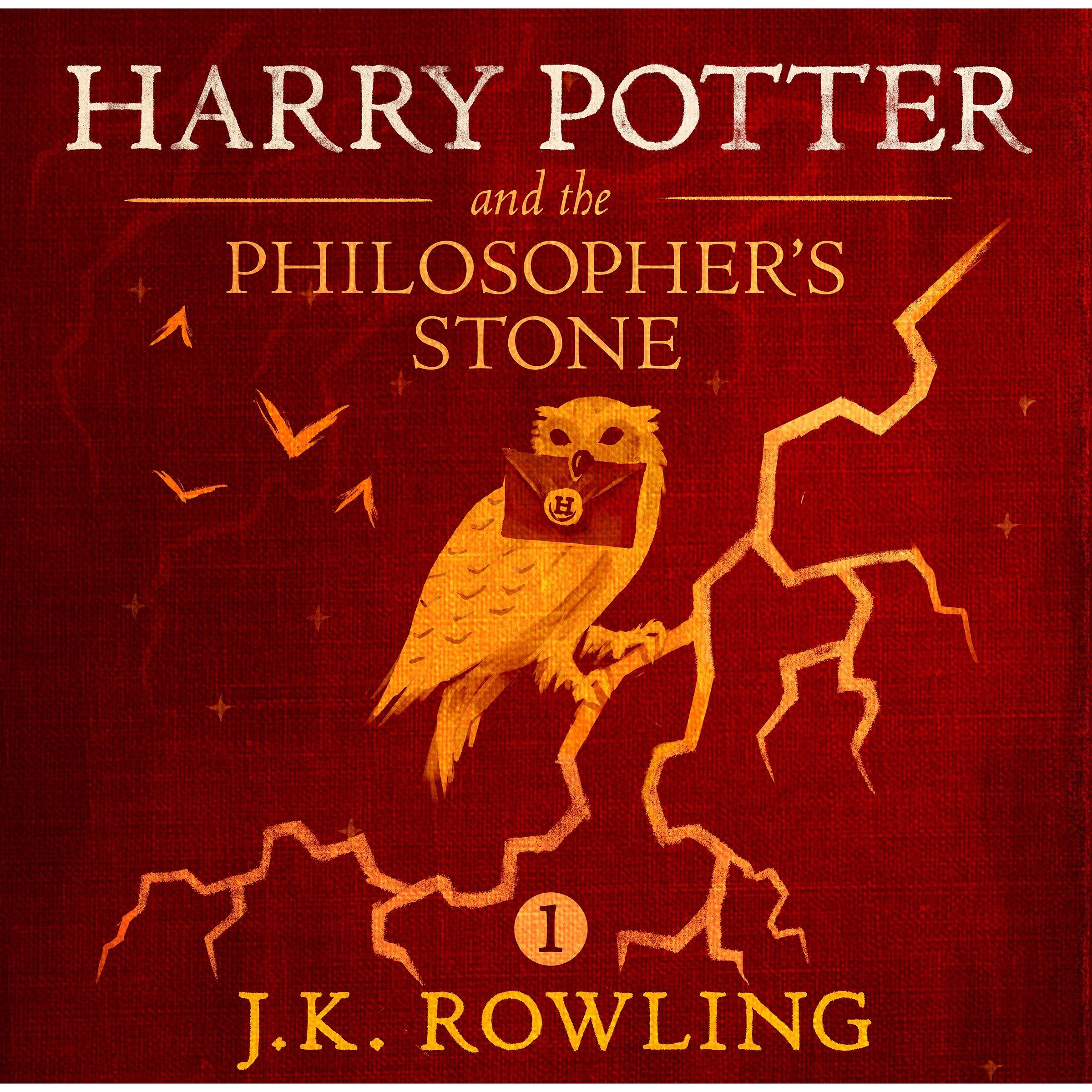 Audible UK Harry Potter - J.K. Rowling Link Thumbnail | Linktree