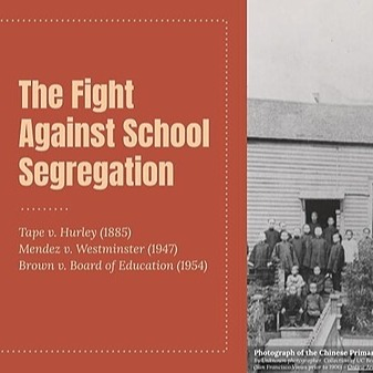 Educate to Empower The Fight Against School Segregation Lesson Link Thumbnail | Linktree