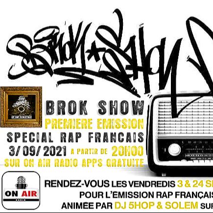 "@brokshow Brok Show Old School ""Symphonik"" - 03.09.2021 Link Thumbnail   Linktree"