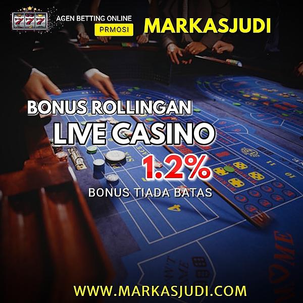 Markasjudi Judi Live Casino Linktree
