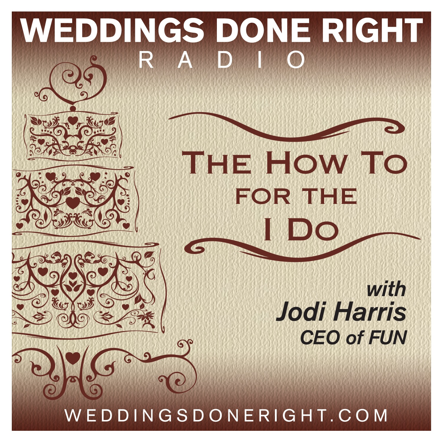 CEO of FUN /Event Producer/DJ WEDDINGS DONE RIGHT SHOW:  The How To For the I Do Link Thumbnail | Linktree