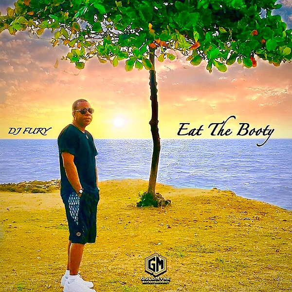 """👑 DJ Fury 👑 NEW RELEASE - """"Eat The Booty"""" Link Thumbnail 