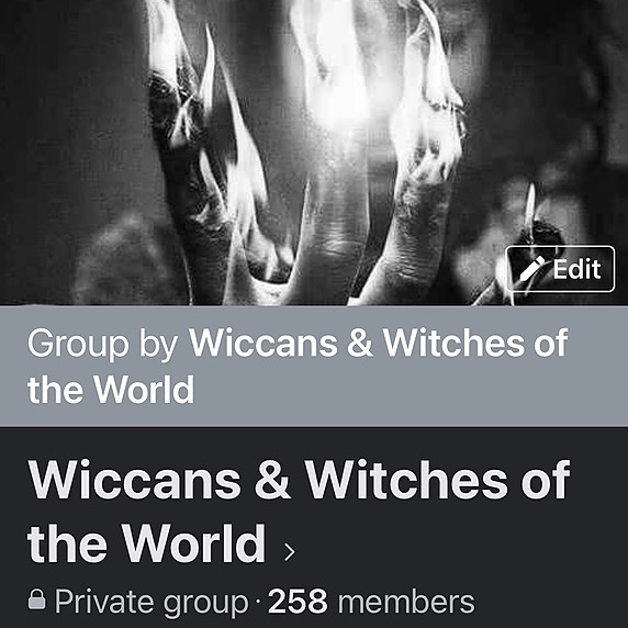 Wiccans & Witches of the World Facebook Group ✨ Link Thumbnail | Linktree