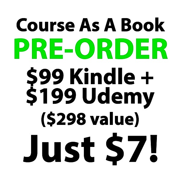Chris Green PREORDER my new KDP Course for just $7 Link Thumbnail | Linktree