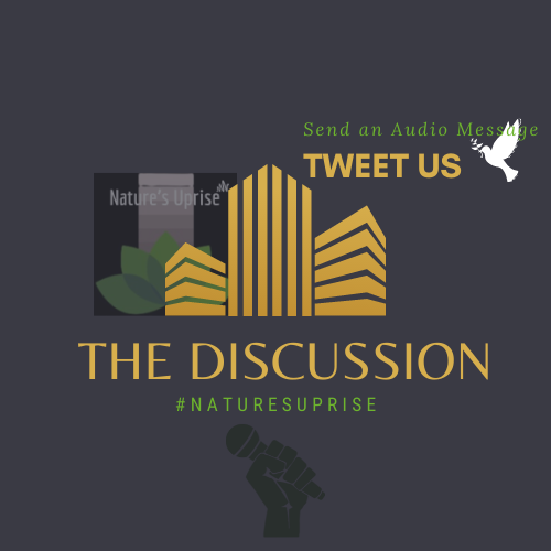 Nature on Uprise!#GrowWithUS Nature's Uprising Discussion - The Podcast Link Thumbnail | Linktree