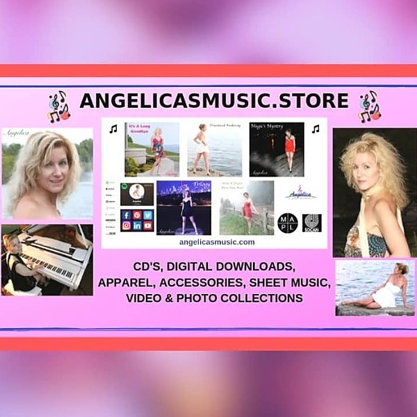 @angelicasmusic Angelica's Store Link Thumbnail   Linktree