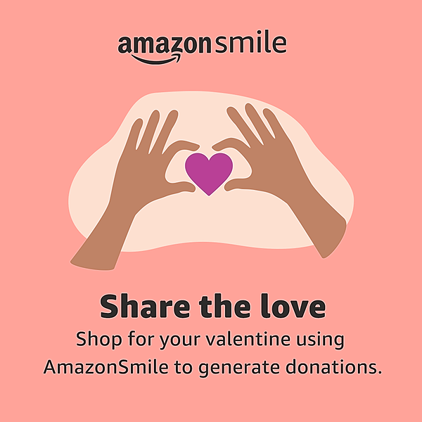 Confirm Positive Experience as your Amazon charity of choice