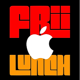@TheRealFrii FRII LUNCH Podcast/APPLE Link Thumbnail | Linktree