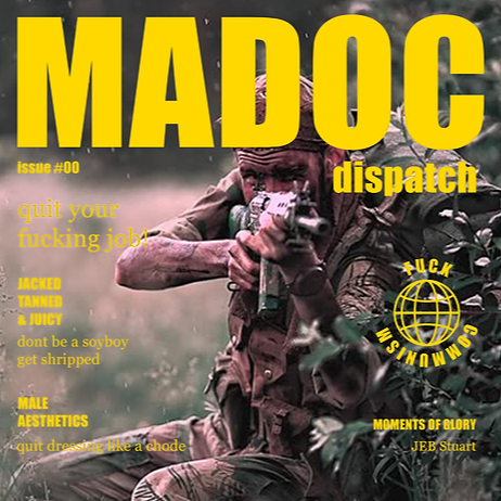 @MADOCdispatch MADOC DISPATCH ISSUE 00 Link Thumbnail   Linktree