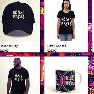@RebelDykes Rebel Dykes Merchandise  Link Thumbnail | Linktree