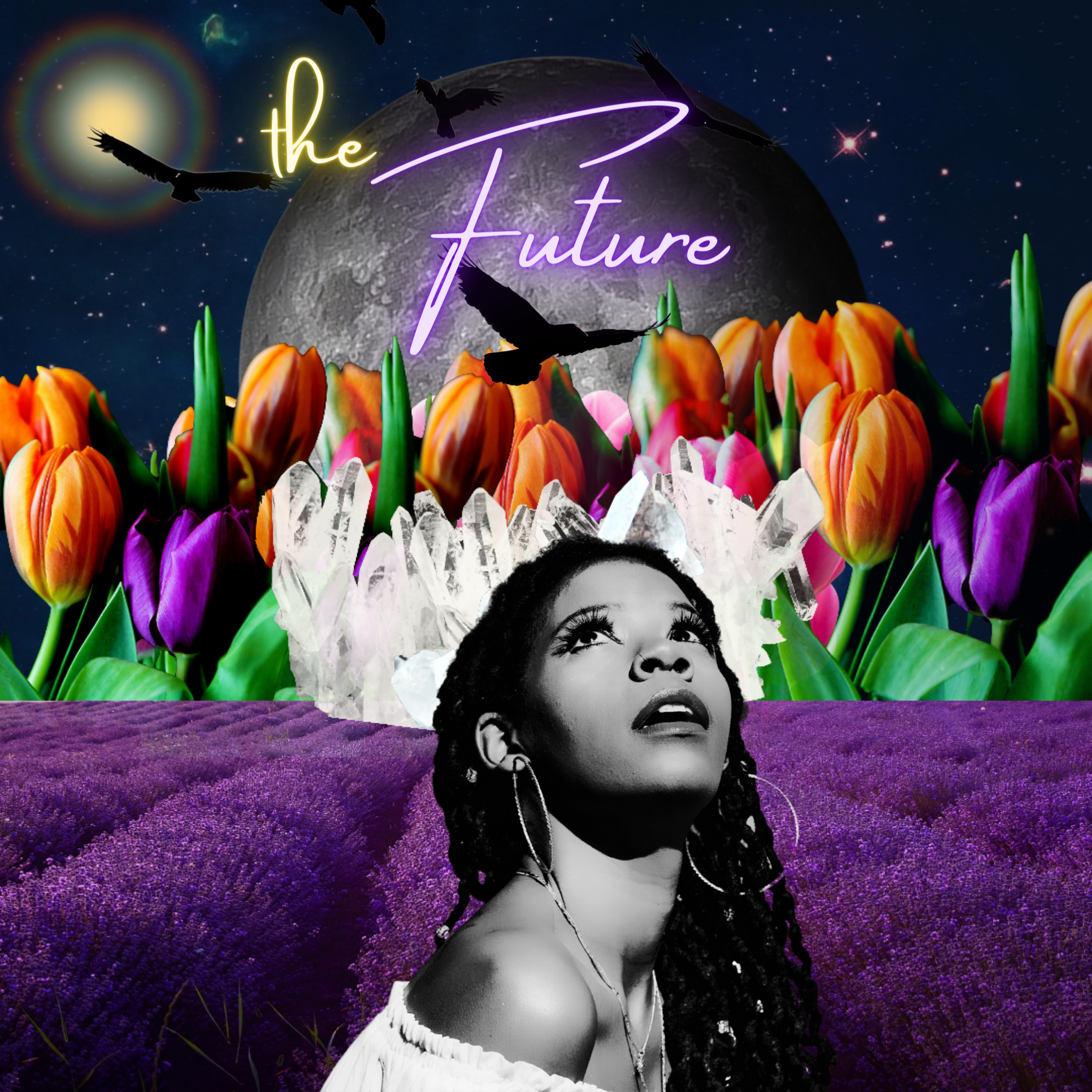 """Dani Darling  """"The Future"""" EP Now Playing! Link Thumbnail   Linktree"""