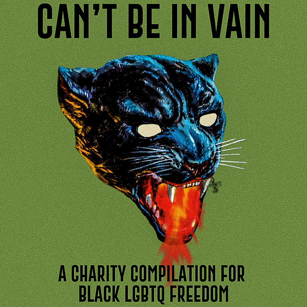 Buy or stream 'Can't Be in Vain' our charity cover compilation for the LGBTQ Freedom Fund