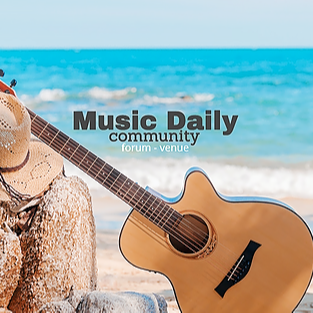 @JenelleAubade Music Daily Show FACEBOOK Link Thumbnail | Linktree