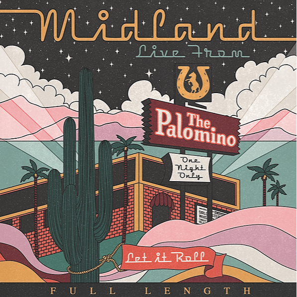 Midland Live From The Palomino (Full Length)