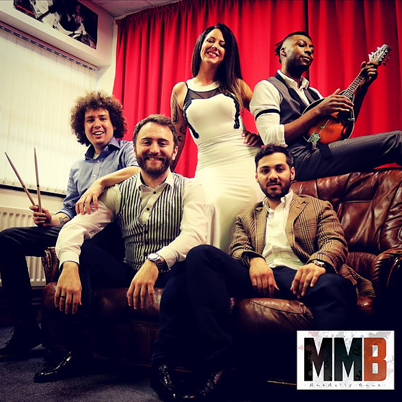 Who the Funk is Ms. Molly WEBSITE - MAD MOLLY BAND Link Thumbnail | Linktree