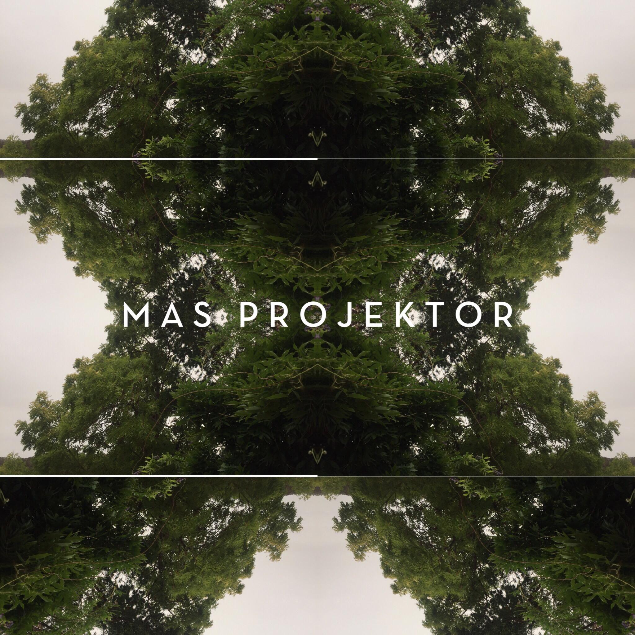 Mas Projektor - The Mirror and The Sea  - Liveset 1 (2020)
