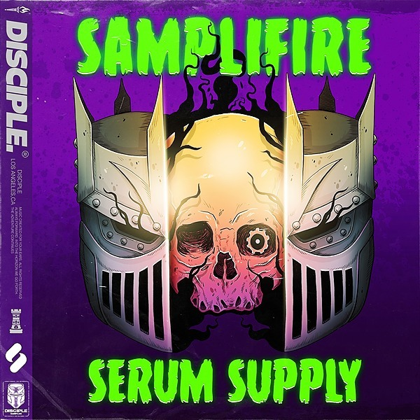 Samplifire - Serum Supply Vol. 1 [OUT NOW]