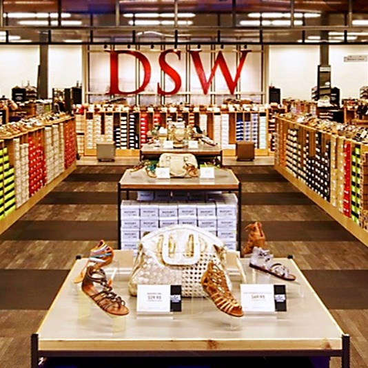 Shop DSW high end fashion shoes and bags. SALE!