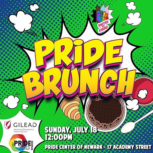 Newark Pride Festival 2021 United We Stand Pride Brunch Link Thumbnail | Linktree