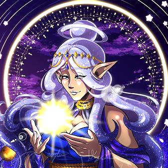 The Art of LunaLunestia (LunaLunestia) Profile Image | Linktree