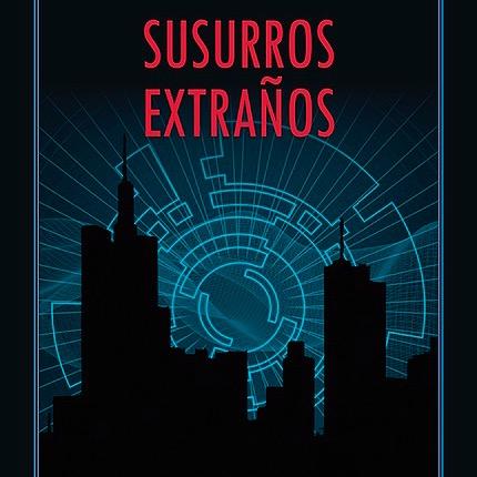 Víctor Sáenz Barrón SUSURROS EXTRAÑOS Link Thumbnail | Linktree