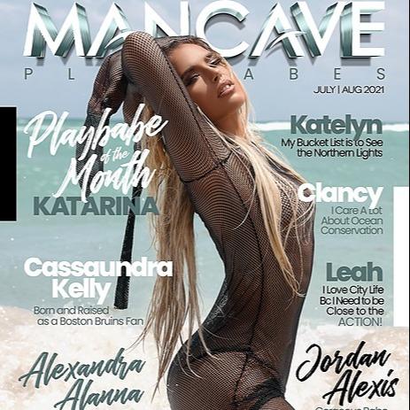 @MancavePlaybabes MANCAVE PLAYBABES - JULY-AUG 2021 -  PRINT Link Thumbnail   Linktree