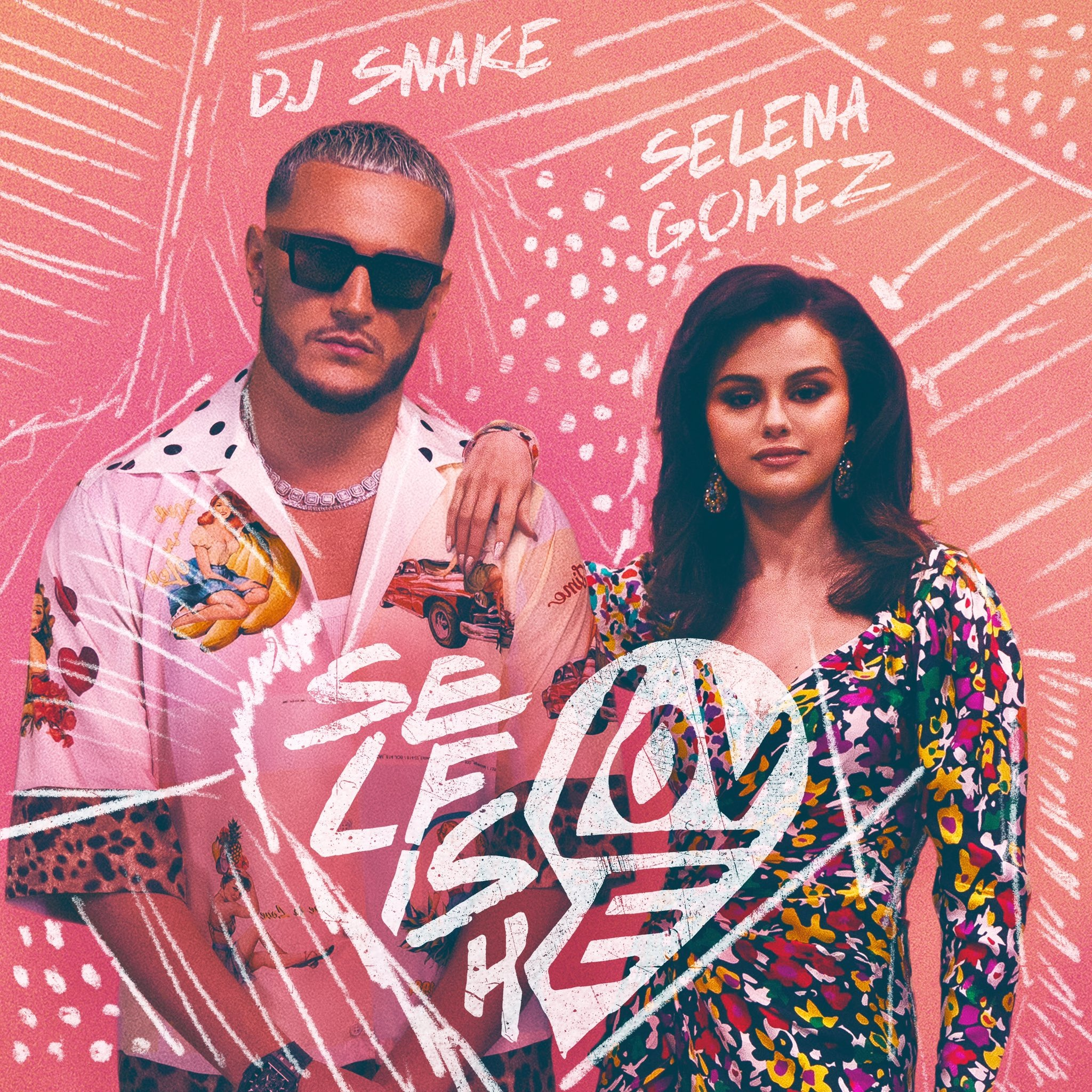 Listen to 'Selfish Love' with DJ Snake