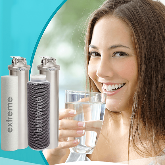 Take Control of your Wellness with Dr Marc's Extreme Wellness Water Filter