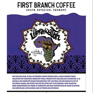 @JUNIPERCREATIVEARTS Librewation from First Branch Coffee Co Link Thumbnail   Linktree