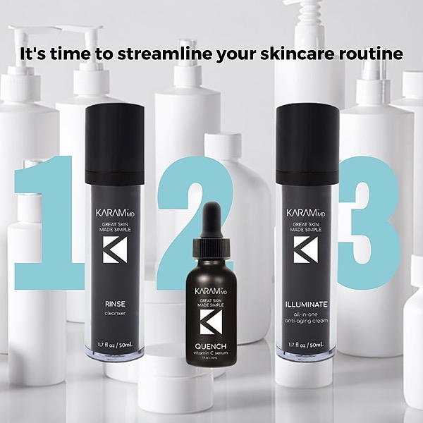 Dr. Amir Karam KaramMD Skin Link Thumbnail   Linktree