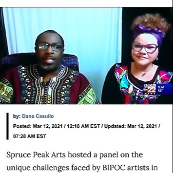 @JUNIPERCREATIVEARTS Vermont couple paves the way for BIPOC artists Link Thumbnail   Linktree