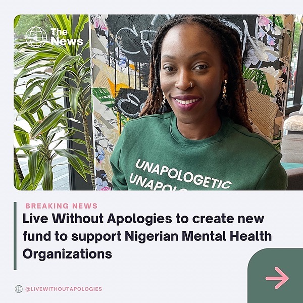 Meet Abbey ✨ Support Unapologetically Naija Fund Link Thumbnail | Linktree