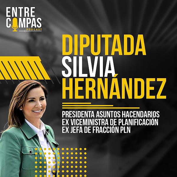 ENTRE COMPAS PODCAST Diputada Silvia Hernández Link Thumbnail   Linktree