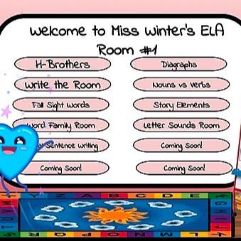 @WinterStorm ELA Bundle of Rooms Link Thumbnail   Linktree